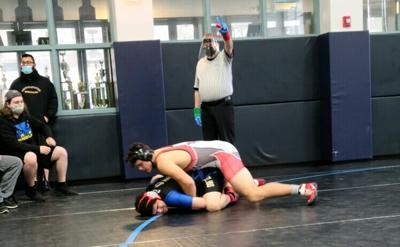 Ryan Wrestles scuffle