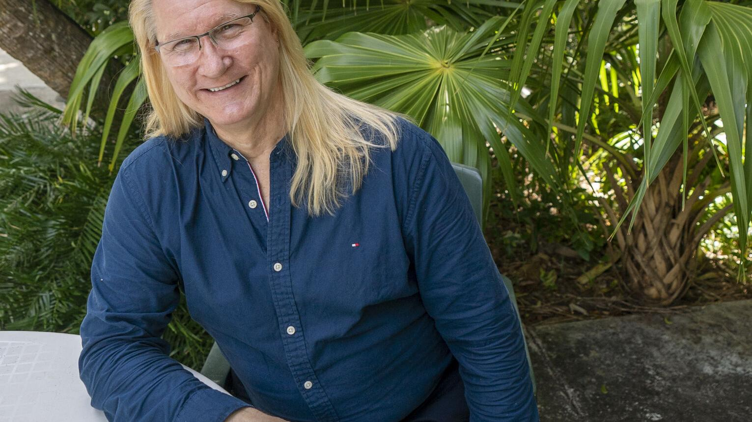 Misha McCrae grows into roles at Botanical Garden, on Tree Commission