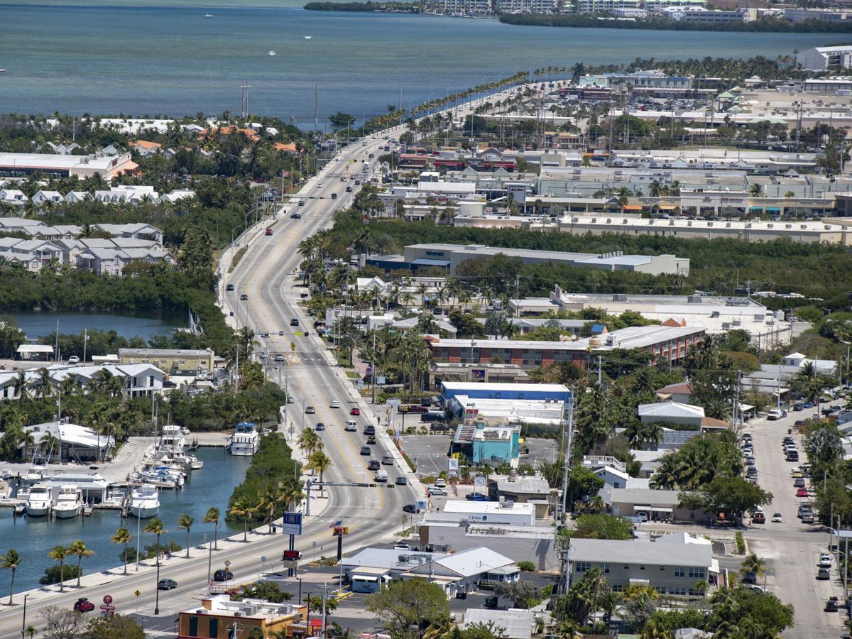Key West plans survey of main thoroughfare on island main