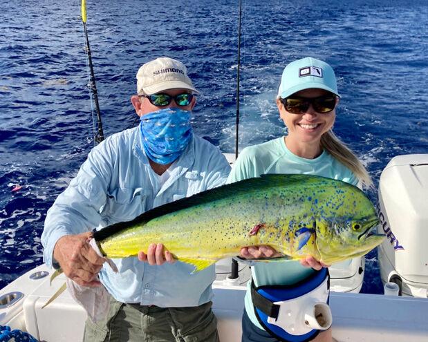 2021.07.10 citizen fishing peterson mahi catch