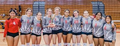 Lady Conchs claim home tourney, second for new coach