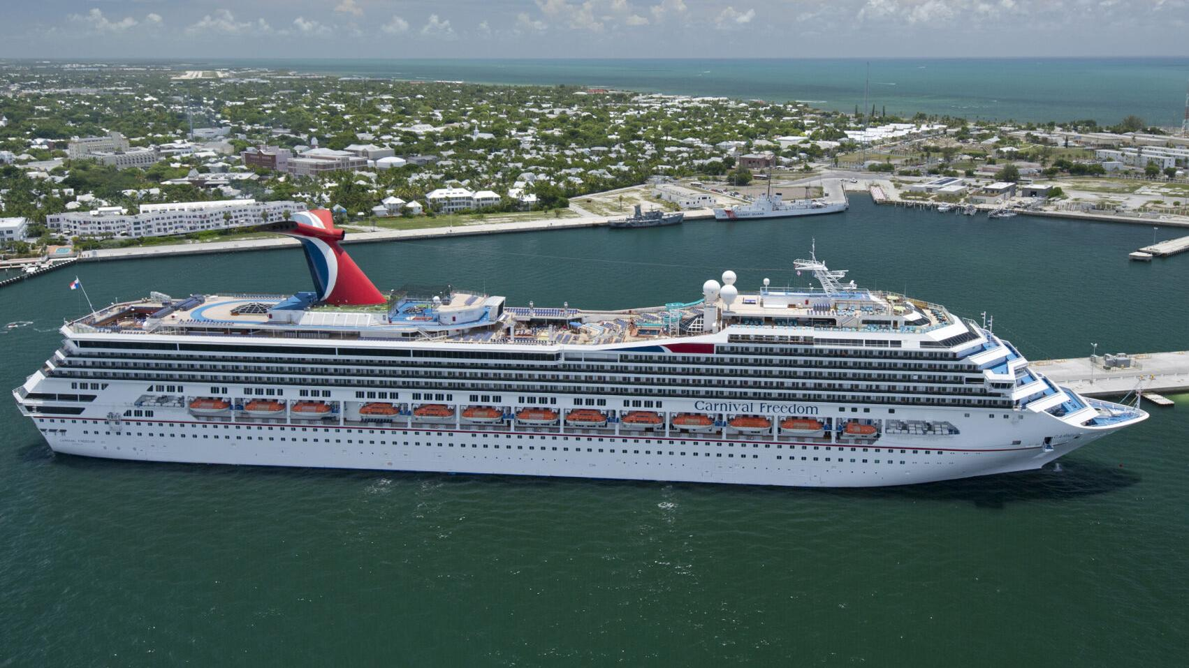 Key West prepares for cruise ship bill fight