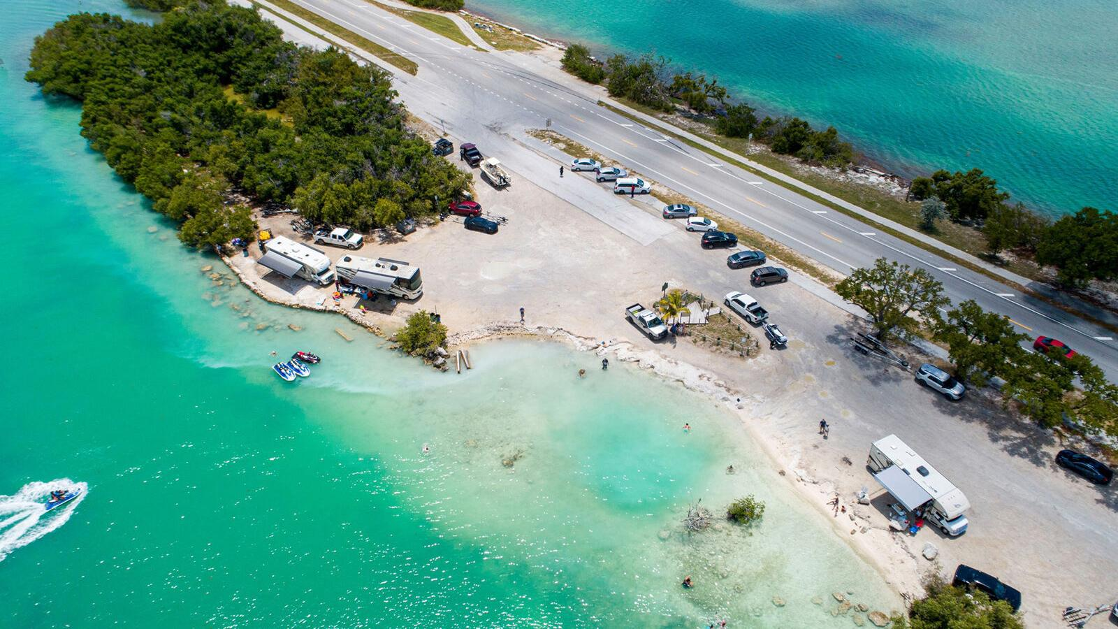 Islamorada council gets update on Fills, debates pedestrian bridge
