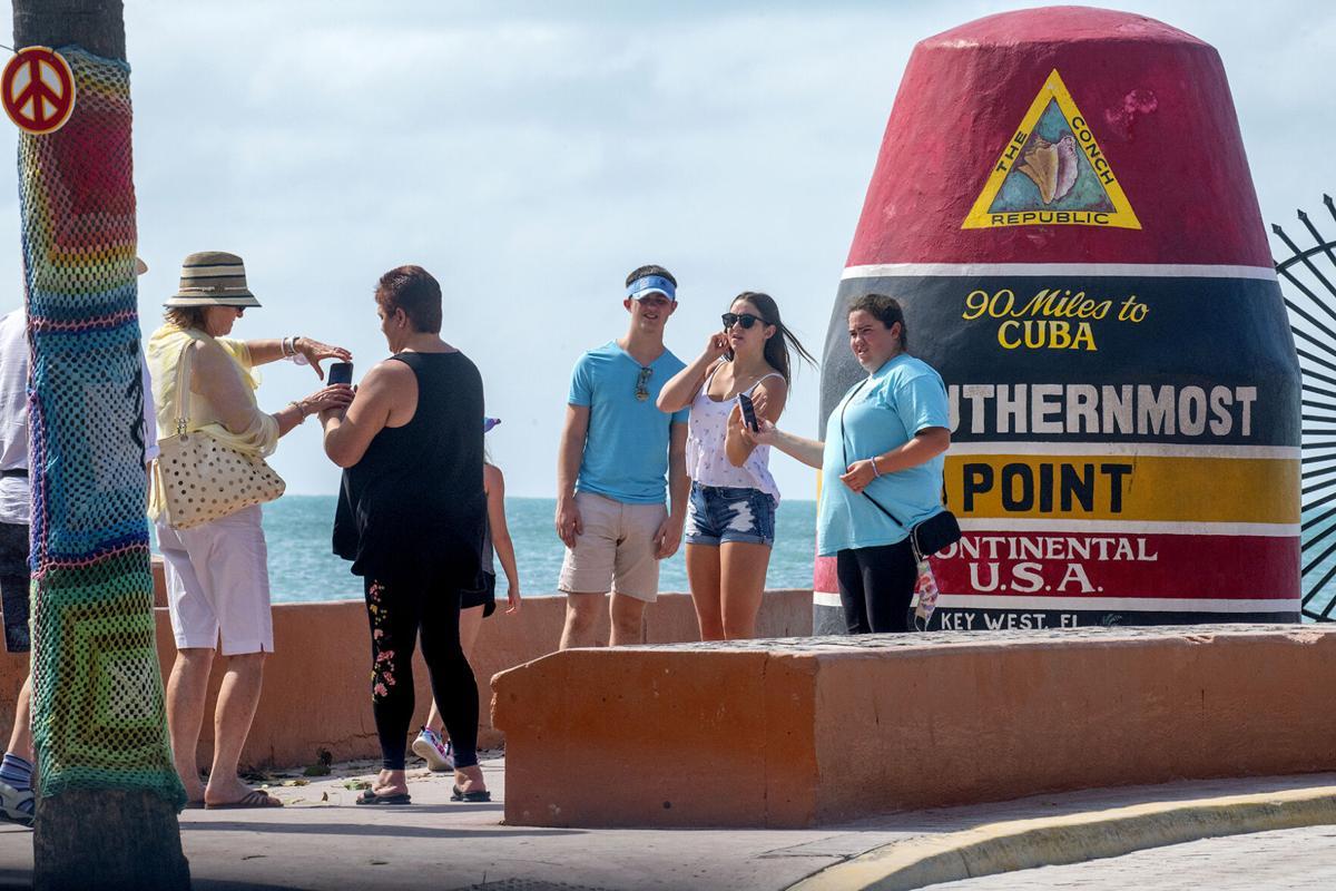 Key West increase virus restrictions