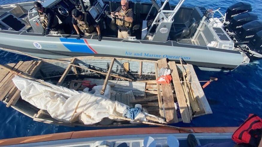 Coast Guard repatriates 8 Cuban migrants