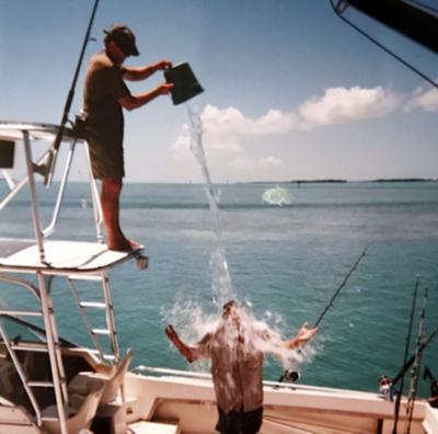 Fisherman's celebration
