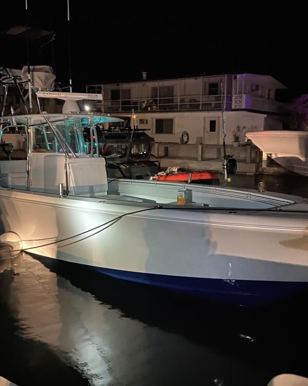 Fisherman offers boat as restitution