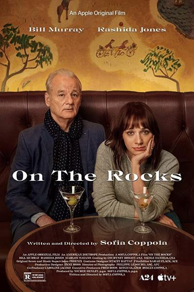 On the Rocks movie poster