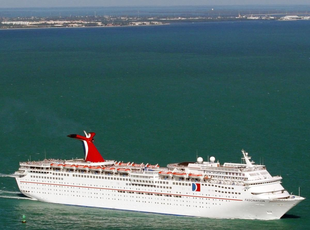 Carnival cancels key west aerial