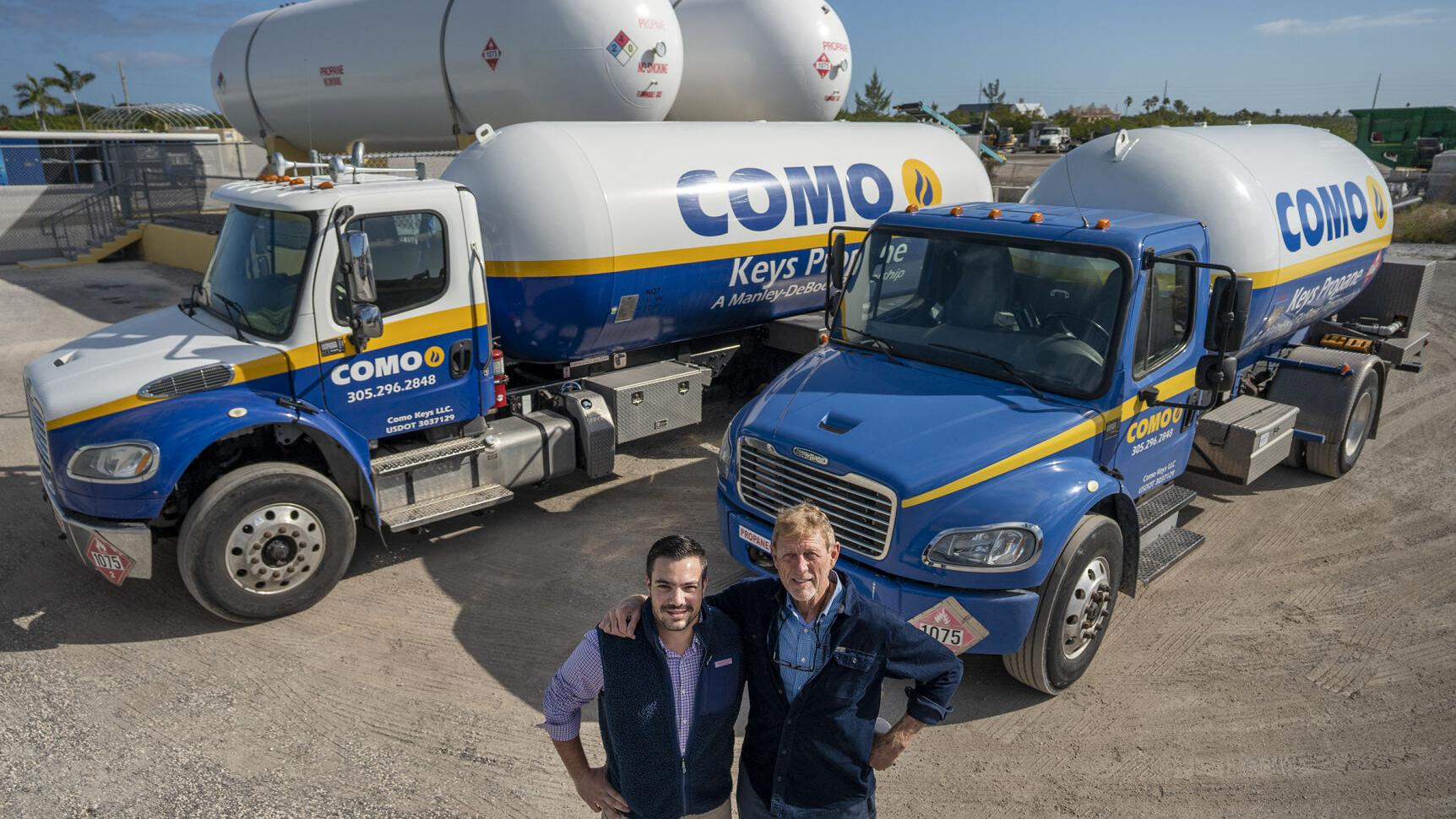 Como Propane provides for present, future