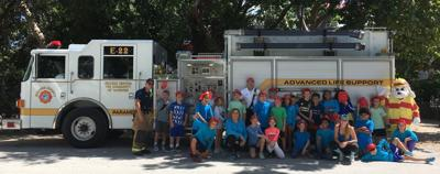 Fire prevention celebrated