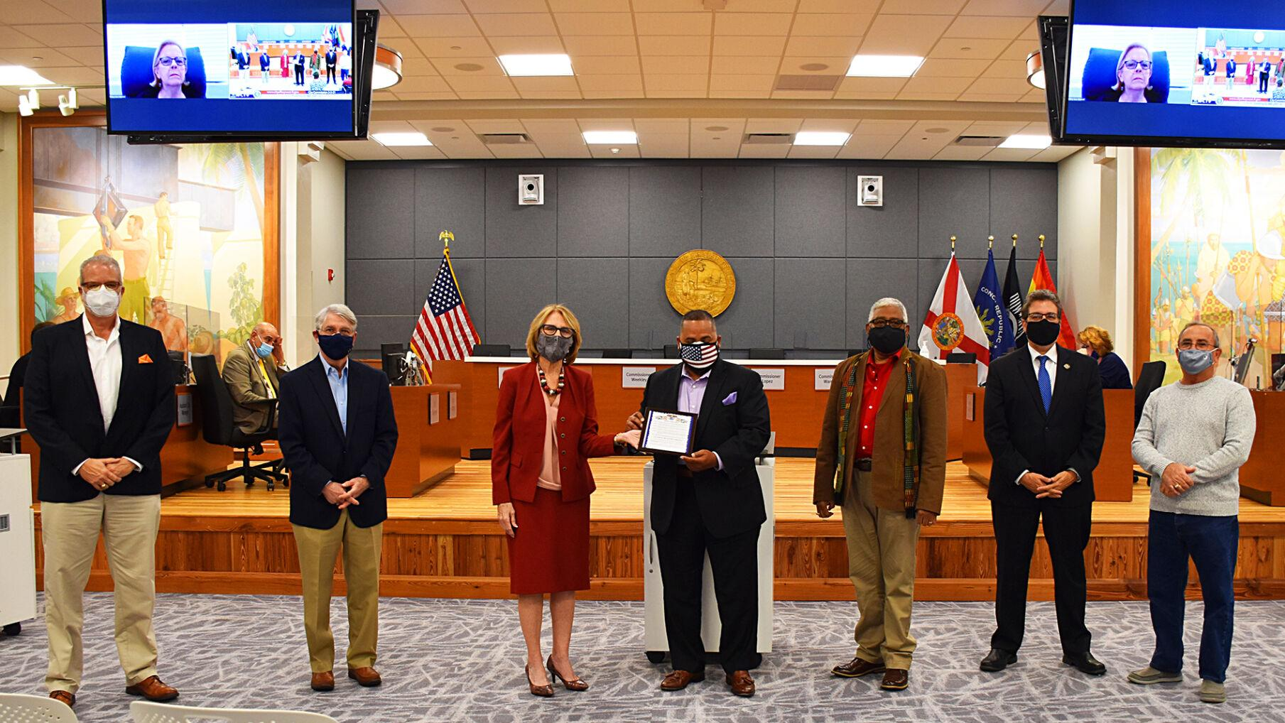 City proclaims Black AIDS Awareness Day