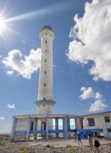 Summiting Cuban lighthouse offers hangover cure