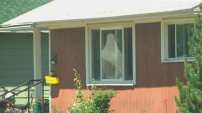 Neighbors concerned by problem house in North Spokane
