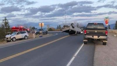 DUI suspected in rollover crash near 395 and Monroe in Deer