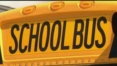 School bus drivers jump in to help after fire