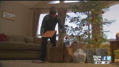 Cheney man on a holiday mission needs your help