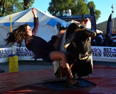 KHQ WEATHER AUTHORITY: GREAT Fair Weather! View The Fair Slideshow!