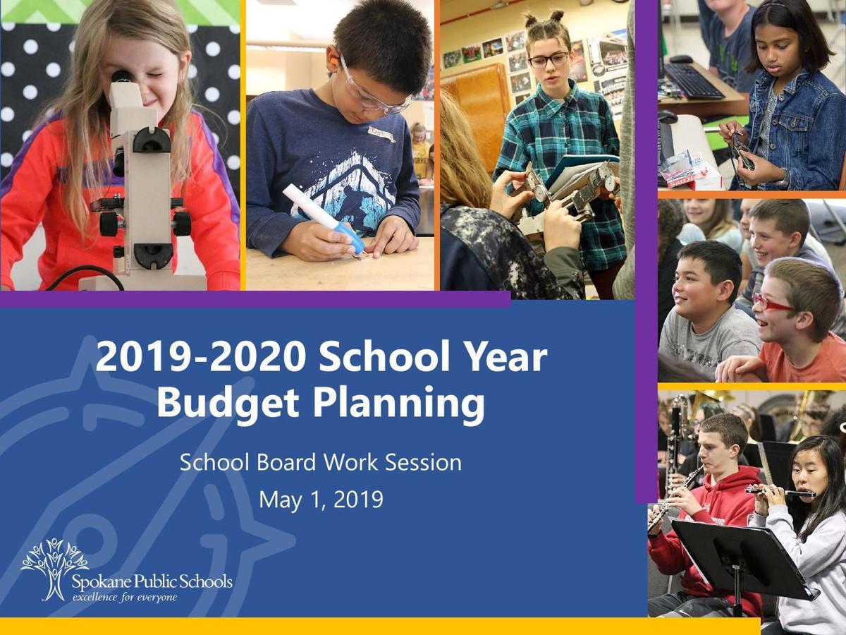 SPS Budget Planning