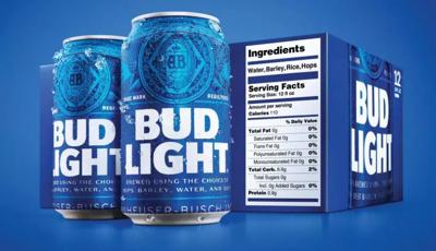 Bud Light Nutrition