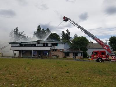 Garden Motel Fire 7/14/19