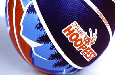 2019 Hoopfest basketball