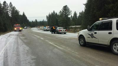 Fatal Collision on Highway 395