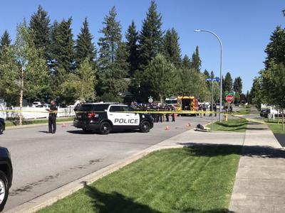 Coeur d'Alene officer involved shooting 9/4/2019