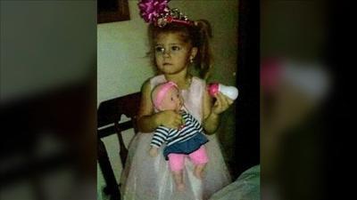 Missing girl's body found in N Carolina creek