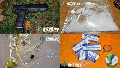 SWAT, SVIU, Air 1, K9s, & Deputies team up to takedown drugs