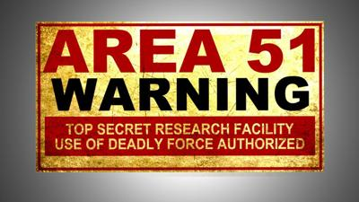 A Facebook event page invites thousands of people to storm Area 51