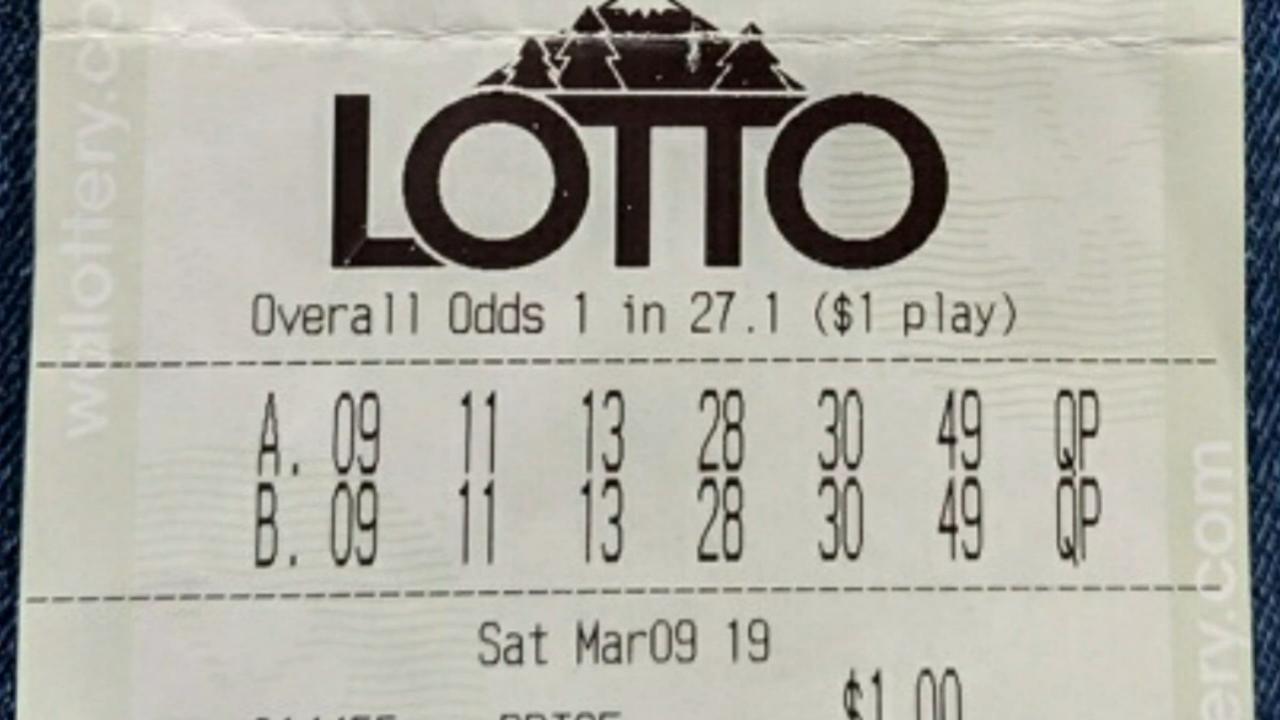 washington lotto winning numbers june 10 2019