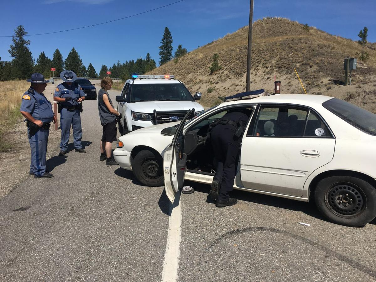 High-speed chase ends in arrests after suspect leads deputies from Deer Park to north Spokane area