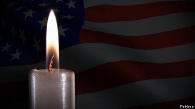 PHOTO: American Flag Rememberance