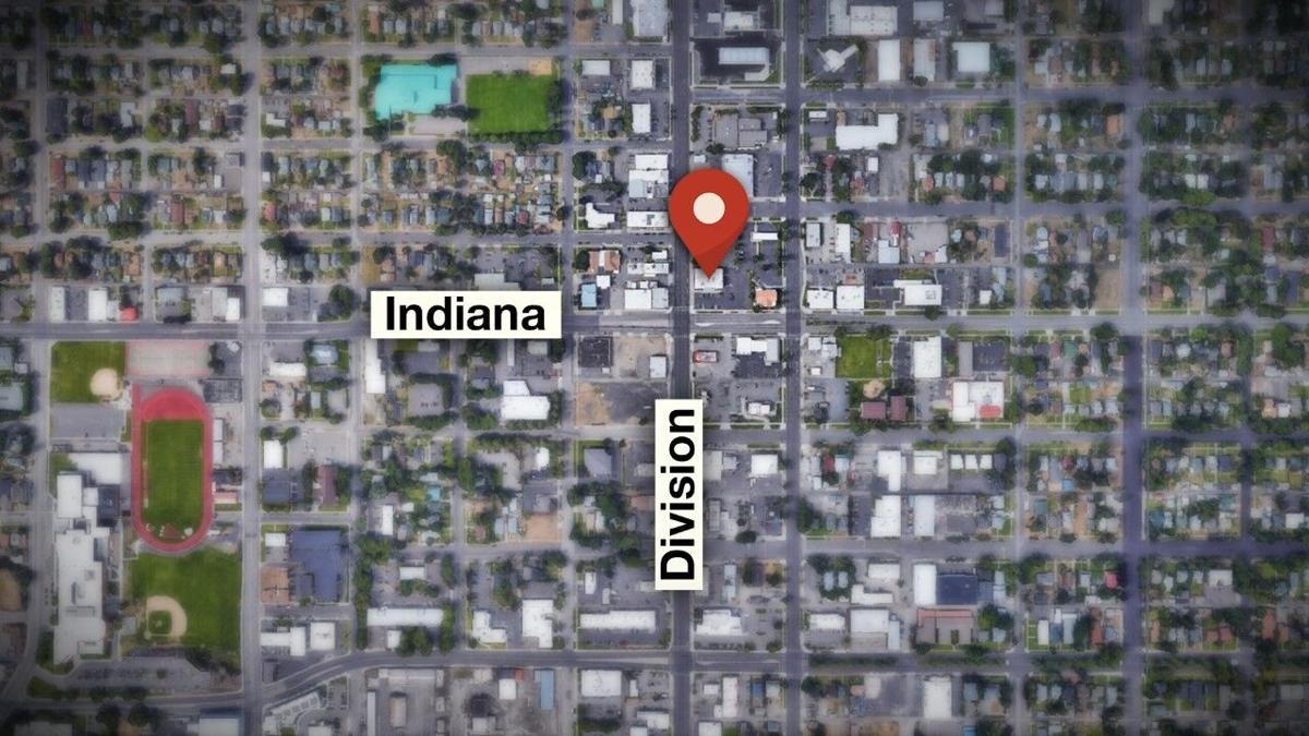 Police arrest suspect in pipe bomb situation at Indiana and Division