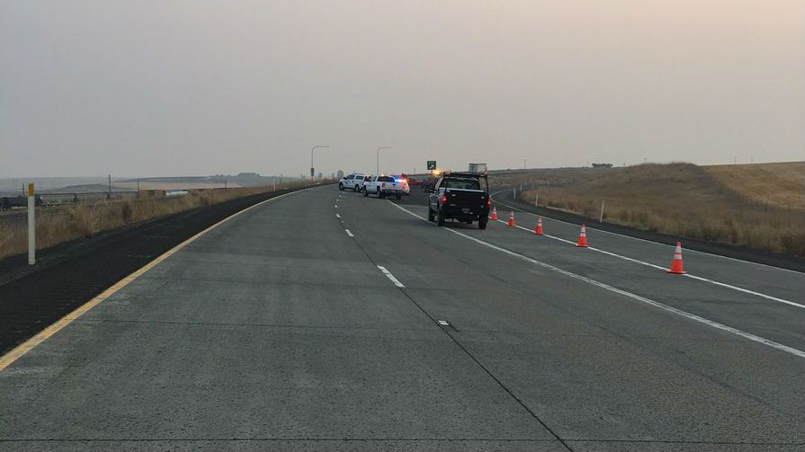Update 18 Year Old Killed Near Ritzville After Being Ejected From Car In Rollover Crash Then Run Over By Semi Truck News Khq Com