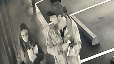 Spokane Valley Purse Theft Suspects