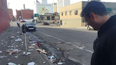 Trash nightmare out of control for one Spokane business
