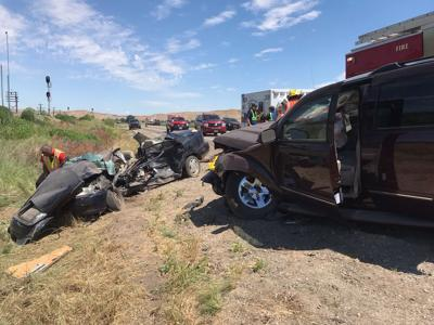 Woman died after failing to stop at stop sign on US-95 near Payette