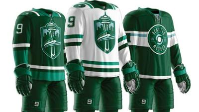 Hopes for hockey in Seattle lead to creative uniform concepts  535166e3b3c