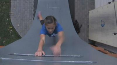Spokane 10-year-old takes on American Ninja Warrior Jr