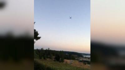 Airplane stolen from Sea-Tac airport by employee crashes