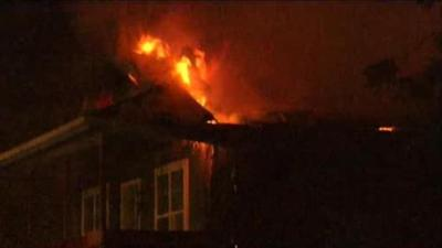 UPDATE: House Fire In Cheney Ruled As Arson