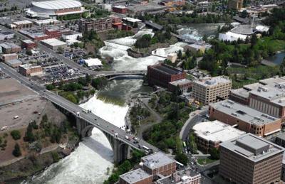 City helping residents along the Spokane River