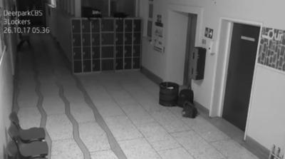Ireland school catches another 'ghost' on camera and it will totally creep you out