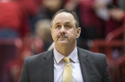 Don Verlin Idaho Men's Basketball Head Coach