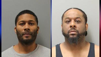KCSO Brandon Garrett Crishun Singleton arrest marijuana trafficking