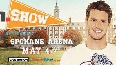 Daniel Tosh coming to Spokane May 4