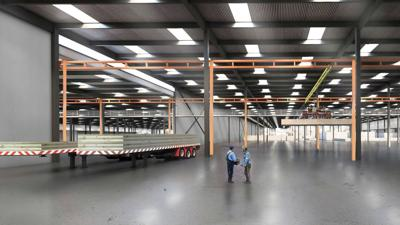 New planned factory to produce new engineered wood