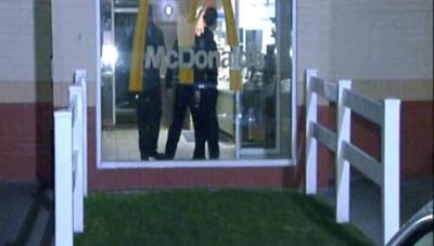 Armed robbery at Shadle Park McDonald's